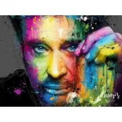 Johnny  multicolore -...