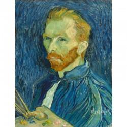 Autoportrait Vincent Van...