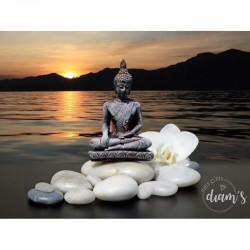 Bouddha - Broderie diamant...