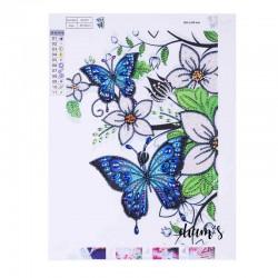 La danse des papillons...