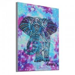 La marche de l'éléphant -...