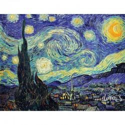 La Nuit étoilée, Vincent...