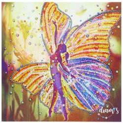 Danseuse aux ailes de...