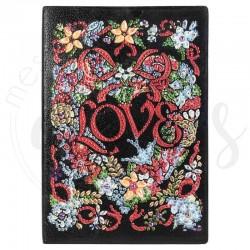 Carnet LOVE - Bloc note -...