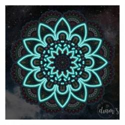 Mandala de l'espace...