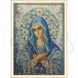 La Vierge Marie - Strass...